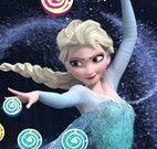 Elsa labirinto das bolas