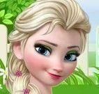 Jardim mágico da Elsa