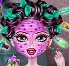 Monster High limpeza facial