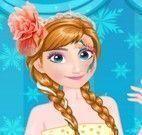 Pintura facial Frozen