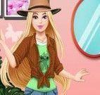 Vestir Barbie para viajar