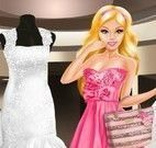 Barbie shopping das noivas