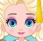 Bebê Elsa formatura