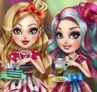 Decorar chá da tarde Ever After High