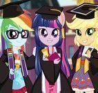 My Little Pony roupas de graduação