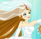 Vestir noiva sereia