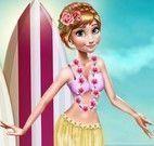 Anna férias no Hawaí
