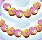 Decorar bandejas de cupcakes