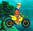 Naruto na bike