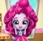 Pinkie Pie arrumar quarto
