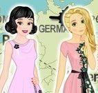 Princesas Eurotrip