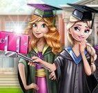 Princesas graduação selfie
