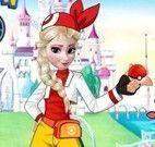 Roupas da Elsa Pokemon