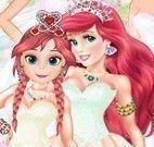 Vestir noiva Anna Frozen