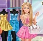 Barbie comprar vestido