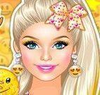 Barbie roupas emojis