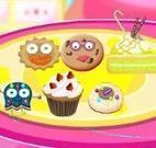 Decorar prato de doces
