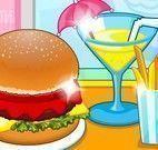 Fast Food hambúrguer