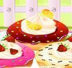 Fazer empadas doces com frutas