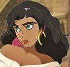 Princesa Esmeralda jogo da memória