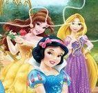 Quebra cabeça princesas Disney