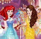 Vestido das fadas princesas