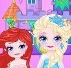 Castelo das princesas bebês
