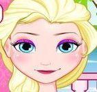 Elsa e Anna fazer colares