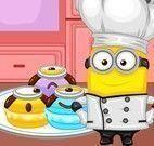 Minion fazer macaroons