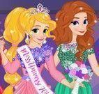 Princesas miss universo
