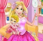 Rapunzel decoração do quarto da bebê