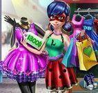 Shopping com Ladybug
