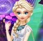Anna e Elsa na balada