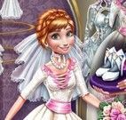 Anna noiva vestido