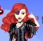Ariel roupas moda emo