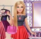 Barbie maquiar e moda