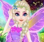 Fada Elsa moda