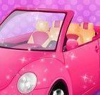 Limpar carro de menina