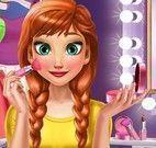 Maquiar princesa Anna