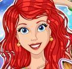 Princesa Ariel blogueira