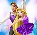 Rapunzel bailarina