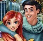Roupas de inverno casal Disney