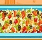 Pizza de tacos