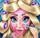 Spa para Elsa Frozen