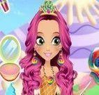 Maquiar princesa