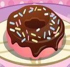 Fazer decoração de donuts