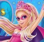 Super Barbie achar objetos