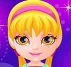 Bebê Barbie cuidar dos bichinhos