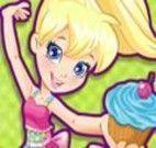 Jogo da Polly de sorvete de casquinha