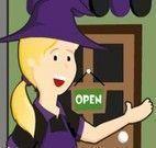 Servir bolos de Halloween